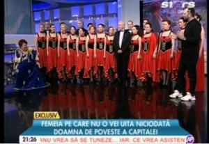 Corul Academic Divina Armonie la Antena Stars