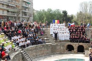 Corul Divina Armonie Coltea 2015-Cor Academic Romania