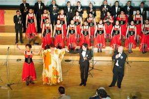 Corul Divina Armonie Coltea 2015-Final Tesalonik