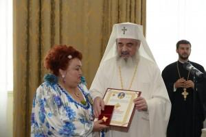 Paula Ciuclea si Patriarhul